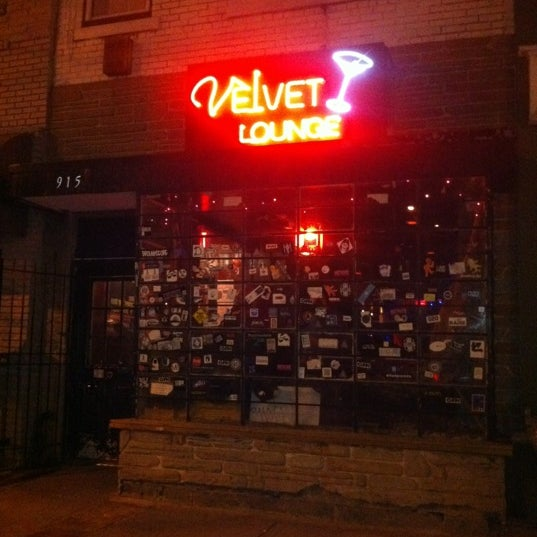 Photo taken at Velvet Lounge by Armie on 1/5/2013
