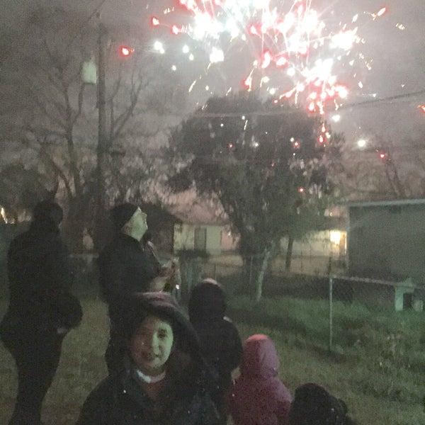 Photo taken at San Antonio by Zayra J. on 1/1/2015