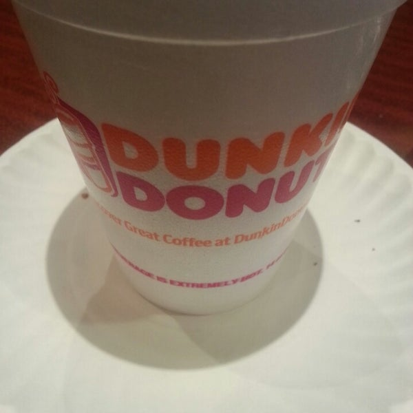 Photo taken at Dunkin Donuts by Waseem H. on 7/30/2013