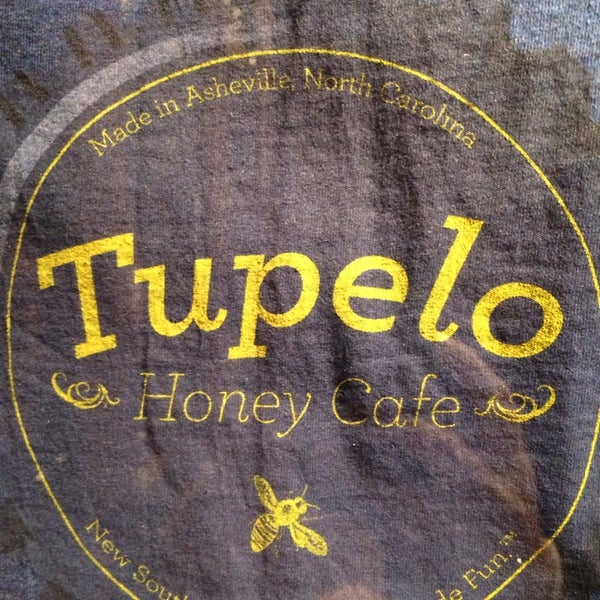 Photo taken at Tupelo Honey Cafe by Doris C. on 3/1/2014