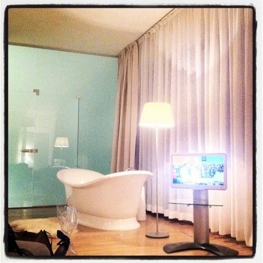 Photo taken at Annas Hotel by Ieva Z. on 12/2/2012