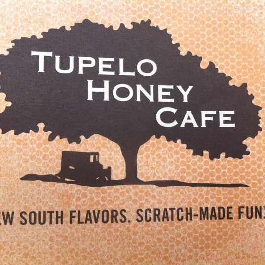Photo taken at Tupelo Honey Cafe by Michele R. on 10/6/2012