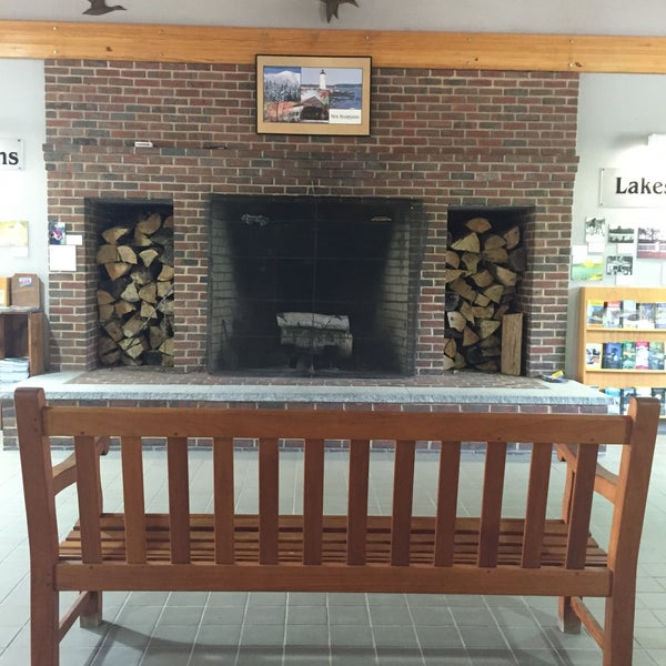 Photo taken at Seabrook Rest Area & Welcome Center by Norman E. on 7/17/2015