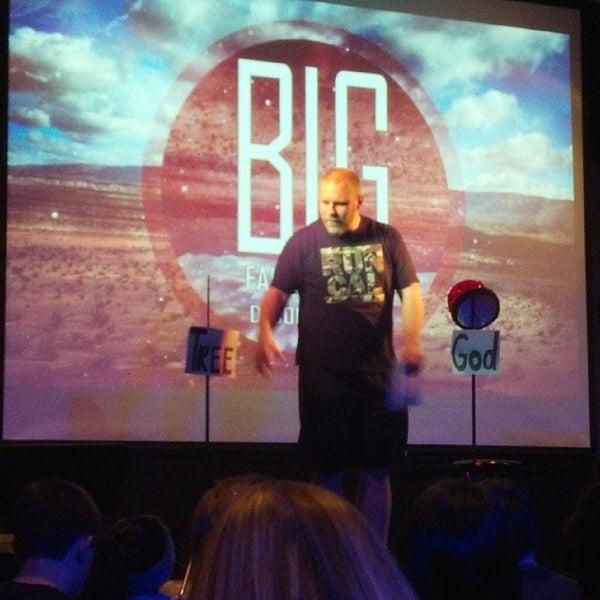 Photo taken at Salt Fork Lodge & Conference Center by Daniel D. on 12/7/2013