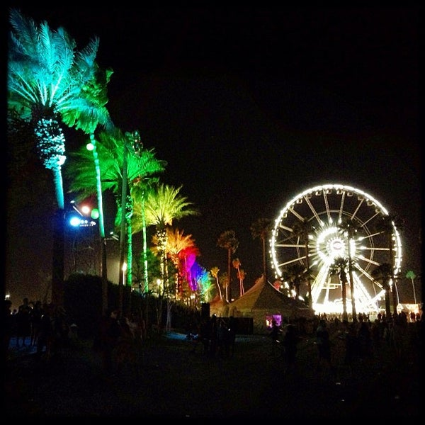 Photo taken at Coachella Valley Music and Arts Festival by Alexander W. on 4/14/2013