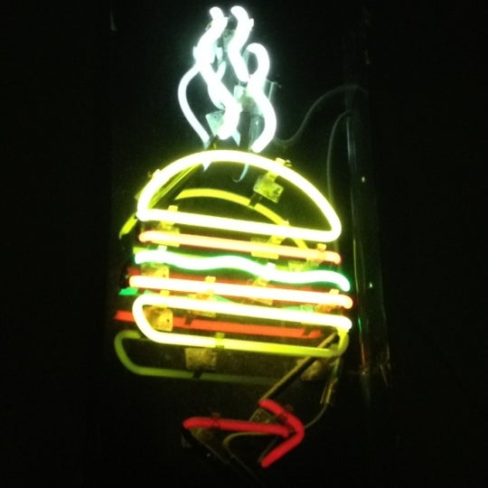 Photo taken at Burger Joint by Steve H. on 11/24/2012