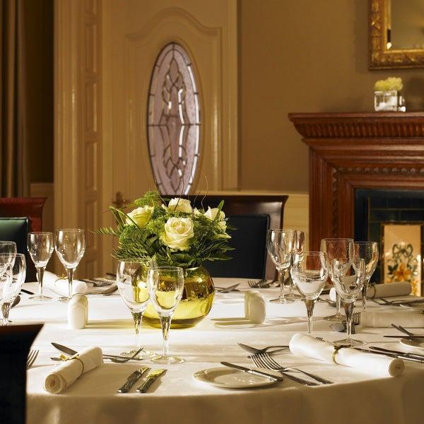 Heathcliff Restaurant Hollins Hall Menu