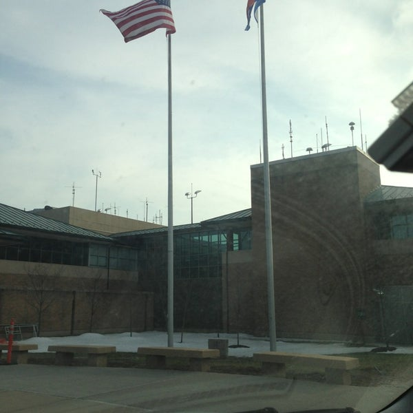 Photo taken at Westchester County Airport (HPN) by Nick M. on 3/10/2014