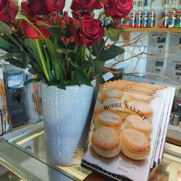 Photo taken at Model Bakery by Coach B. on 2/15/2016