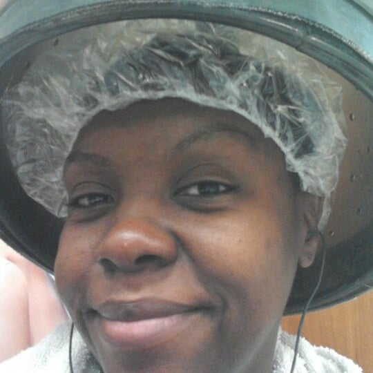 Photo taken at Fields Good Barber And Beauty Shop by Karlett D. on 11/4/2012