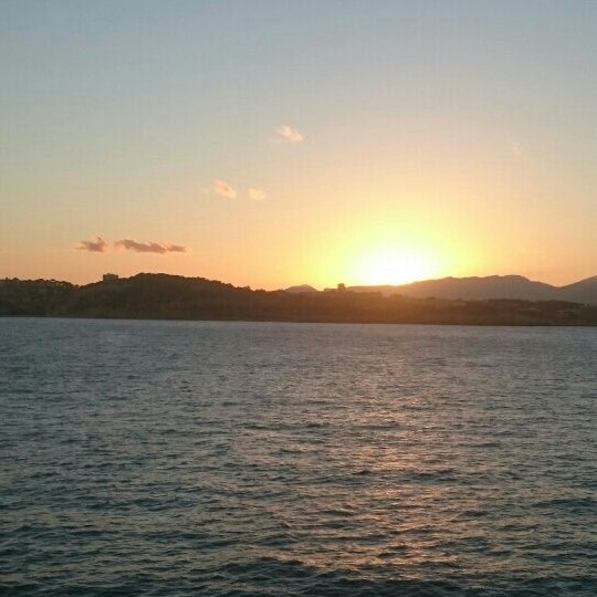 Photo taken at Port de Tarragona by Cristi C. on 9/18/2015