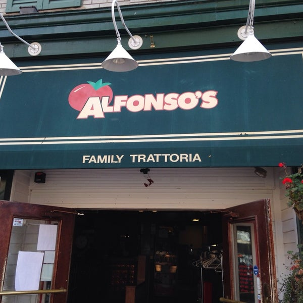 Alfonso S Restaurant In Somerville