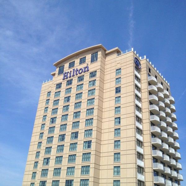 Hilton Hotel On Virginia Beach Oceanfront