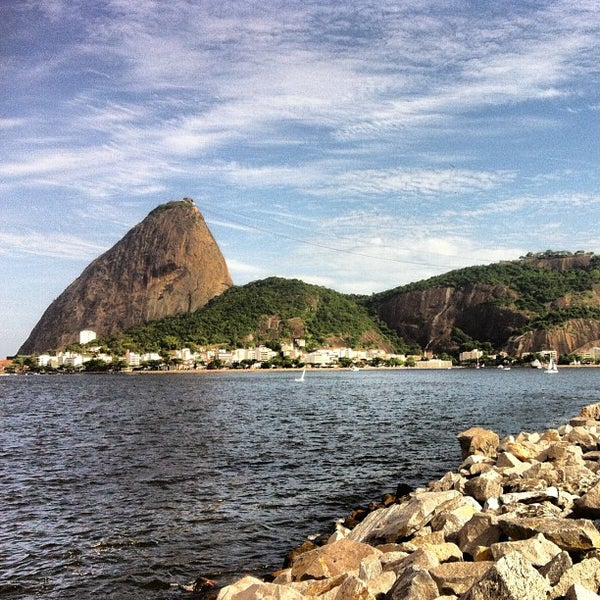 Photo taken at Aterro do Flamengo by Tulio P. on 12/1/2012