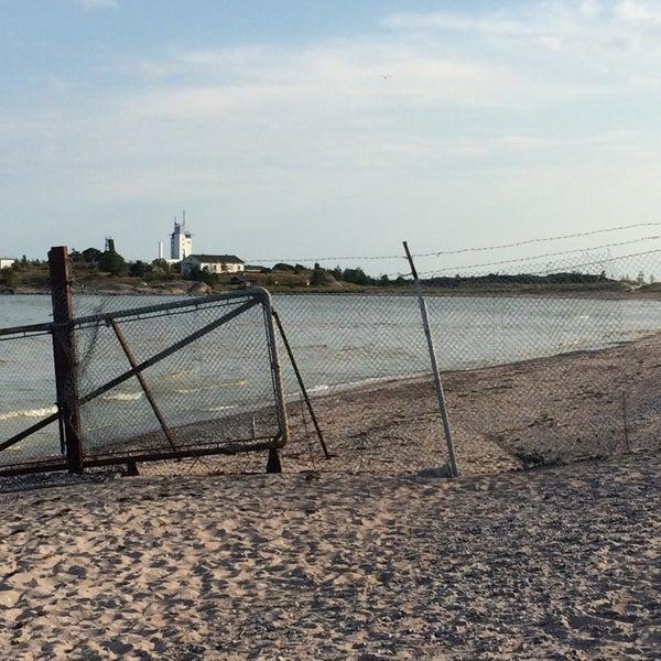 Photo taken at Tulliniemi by Juhani P. on 7/27/2014