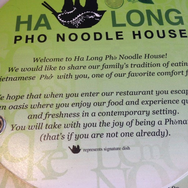 Photo taken at Ha Long Pho Noodle House by ❤Ƙҽ  ժ. on 4/22/2014