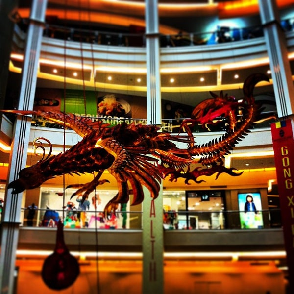 Photo taken at Pacific Place by Rahmat M. on 2/24/2013