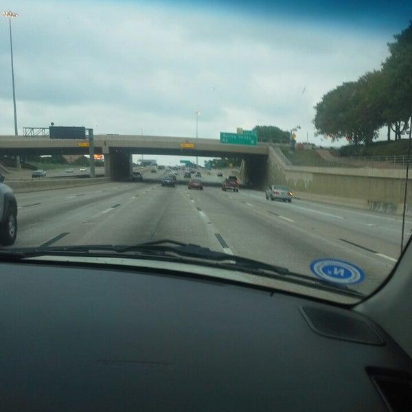 Photo taken at U.S. Highway 75 (US-75) by Havier R. on 10/13/2013