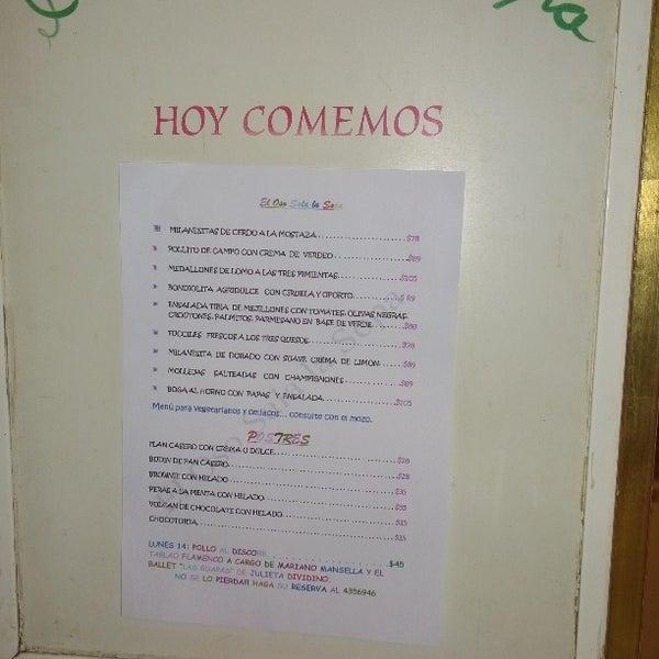 Photo taken at El Oso Sala La Sopa by Fernando P. on 4/11/2014