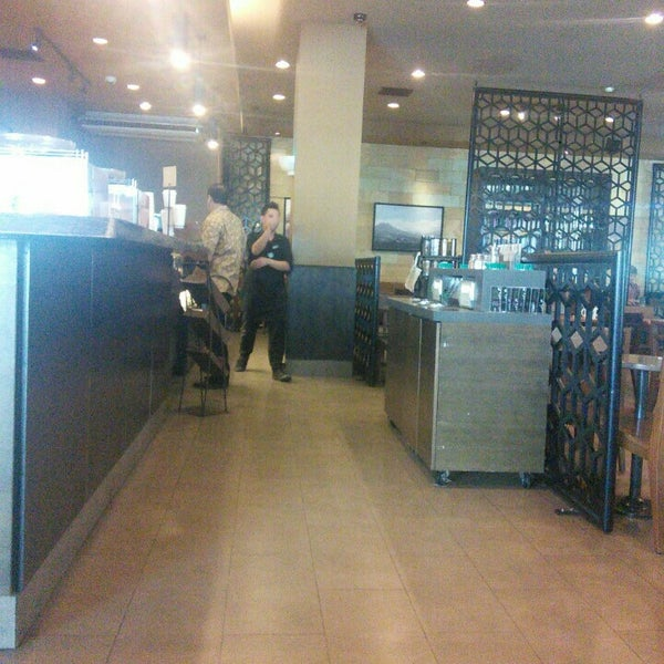 Photo taken at Starbucks by Peter C. on 9/11/2015