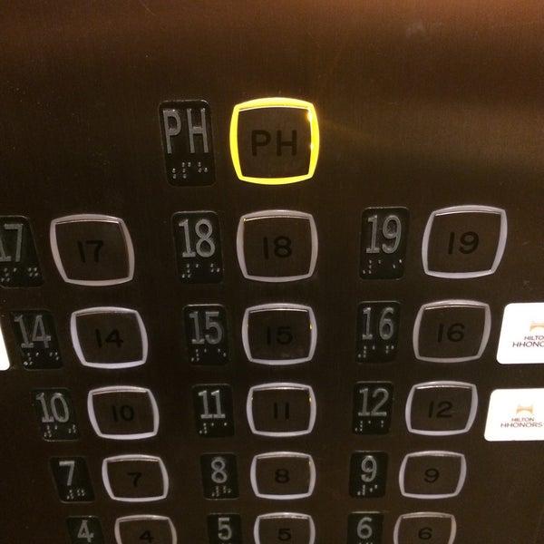 Photo taken at DoubleTree by Hilton Hotel Metropolitan - New York City by Amy K. on 7/31/2015