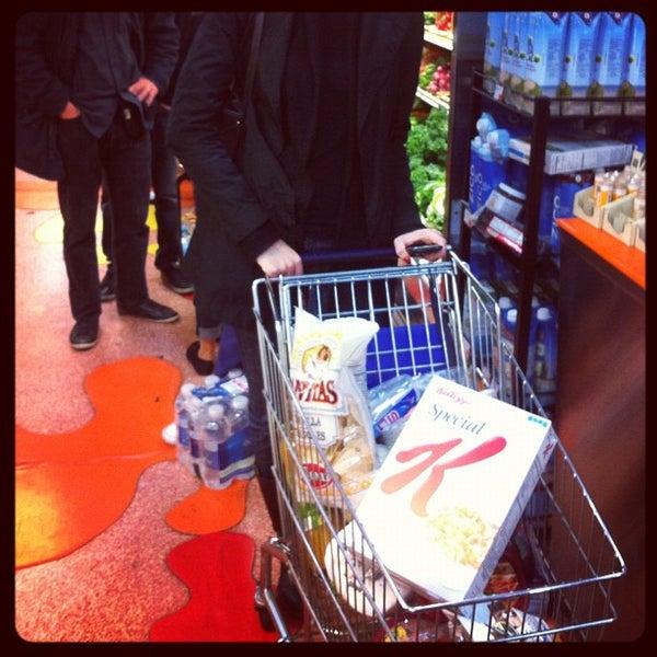 Photo taken at St. Mark's Market by Simona M. on 10/28/2012
