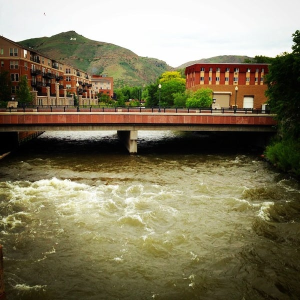 Photo taken at Golden, CO by Evan C. on 6/16/2014