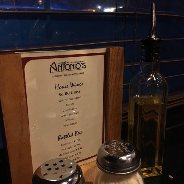 Antonio 39 s restaurant beacon falls ct for Antonio s italian cuisine
