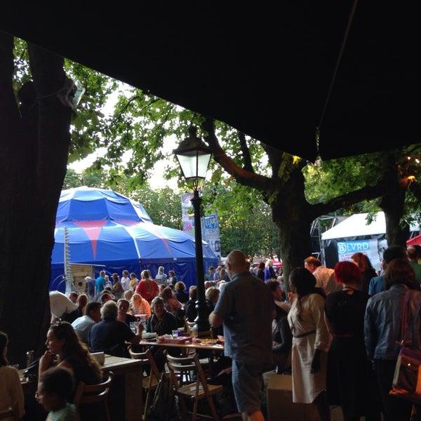 Photo taken at Festivalplein Theaterfestival Boulevard by Hans K. on 8/13/2014