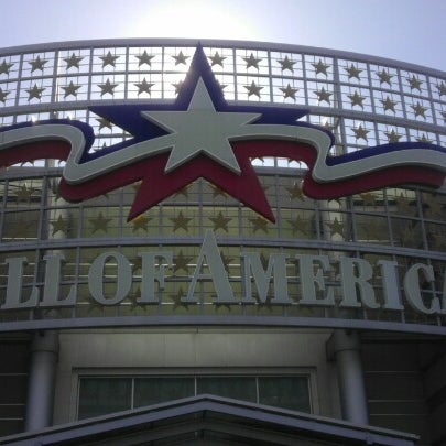 Photo taken at Mall of America by Taylor C. on 3/3/2013