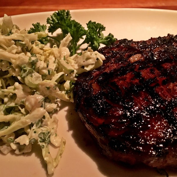 Hawaiian ribeye is the gold standard for steak.