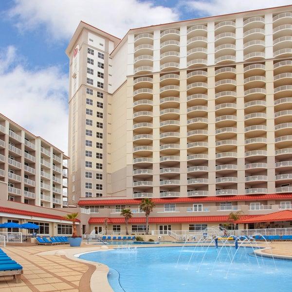 Photo taken at Hilton Pensacola Beach by Jack I. on 6/30/2016