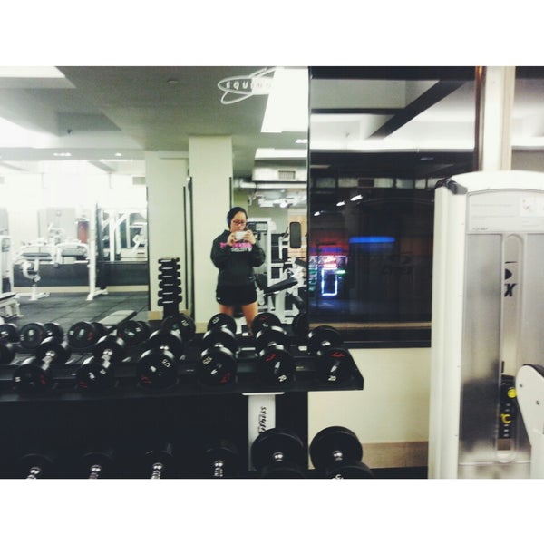 Photo taken at Equinox Tribeca by Sarah Z. on 5/29/2014