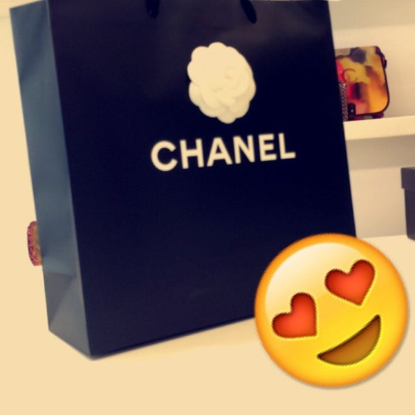 Photo taken at CHANEL Boutique by Haifa F. A. on 5/7/2015