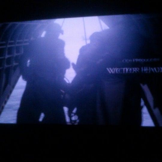 Photo taken at Big Cinemas by use_art on 9/17/2012