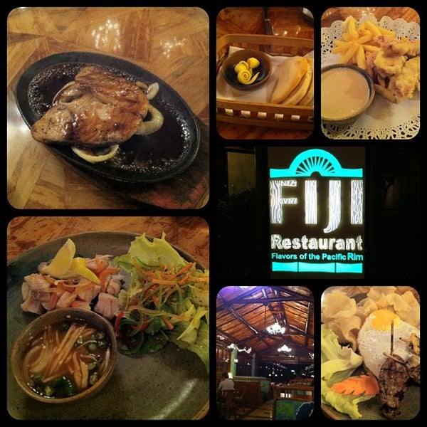 Photo taken at Fiji Restaurant by KikayCorner.net on 6/5/2013