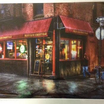 Photo taken at Bleecker Street Bar by Bleecker Street Bar on 11/6/2014
