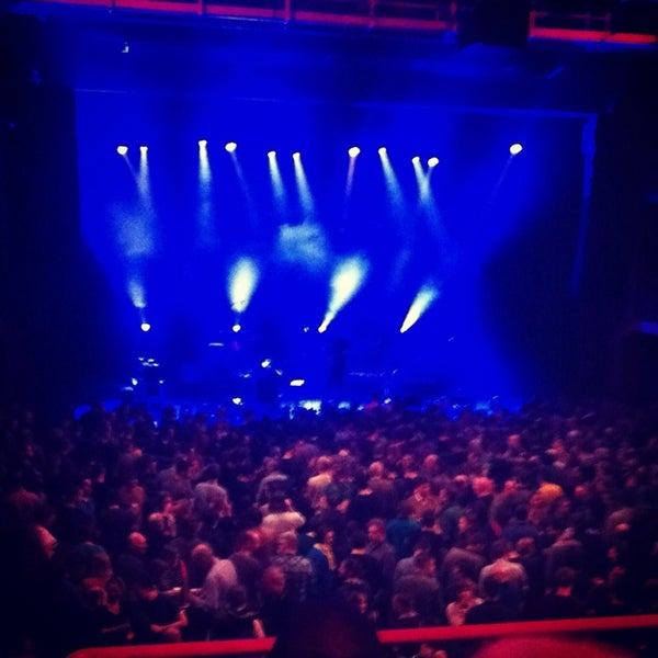 Photo taken at AB Ancienne Belgique by Kristof S. on 3/12/2014