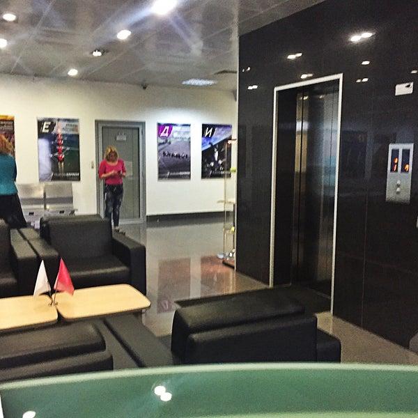 Photo taken at ABBYY HQ by nastya p. on 4/8/2016