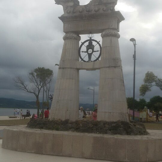 Photo taken at Santoña by Davinia M. on 8/3/2014
