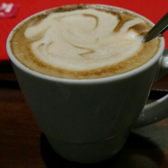 Photo taken at Cafe Coffee Day by Eddy T. on 11/17/2015