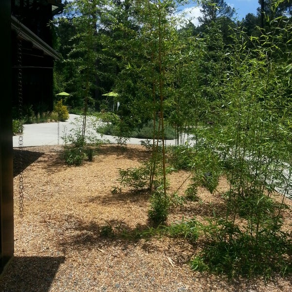 Photo taken at Cape Fear Botanical Garden by Dap B. on 6/2/2013