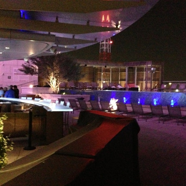 Uptown terrace pool bar grill convention center for Terrace bar grill