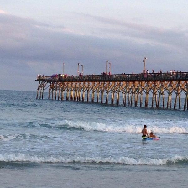 Surf city pier 103 s shore dr for Surf city fishing pier