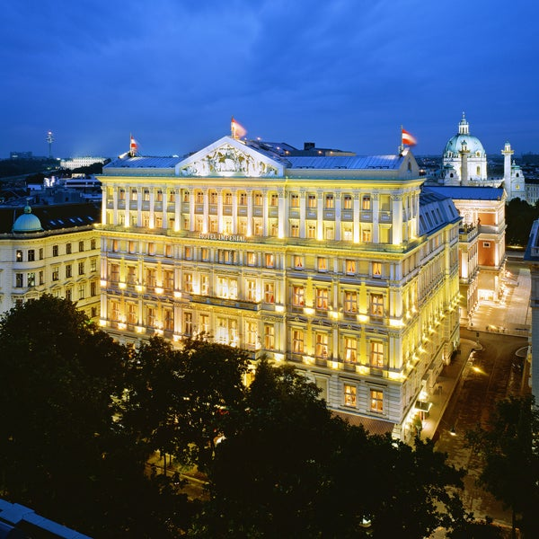 Hotel imperial innere stadt 34 tips from 1138 visitors for Best luxury hotels in vienna