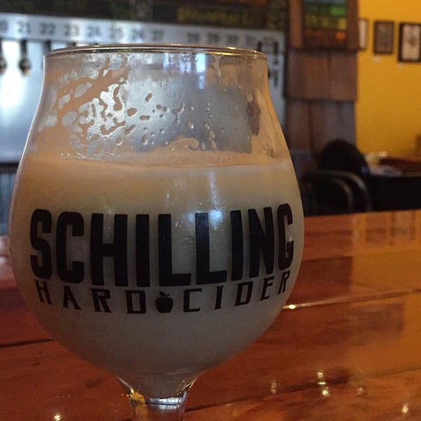 Schilling Cider House Dog Friendly