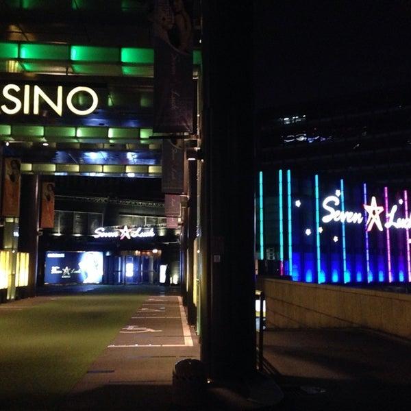 Photo taken at 세븐 럭 카지노 (Seven Luck Casino) by kin a. on 10/13/2013