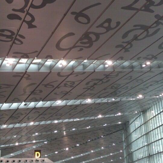 Photo taken at Netaji Subhash Chandra Bose International Airport (CCU) by Snehasis B. on 5/16/2013
