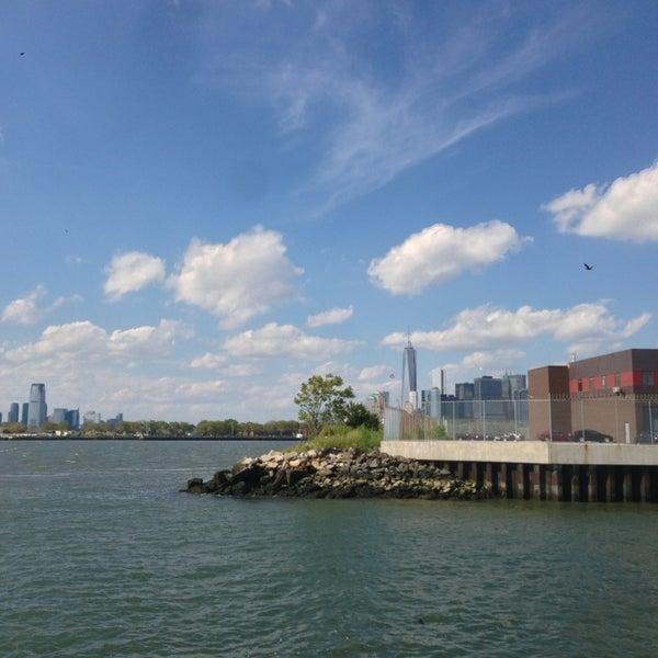 Photo taken at Louis Valentino, Jr. Park & Pier by Nick B. on 8/10/2013