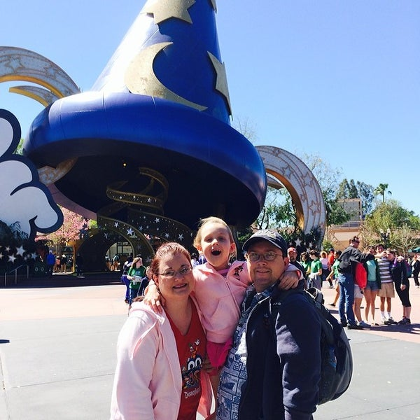 Photo taken at Disney's Hollywood Studios by Joey M. on 3/13/2014